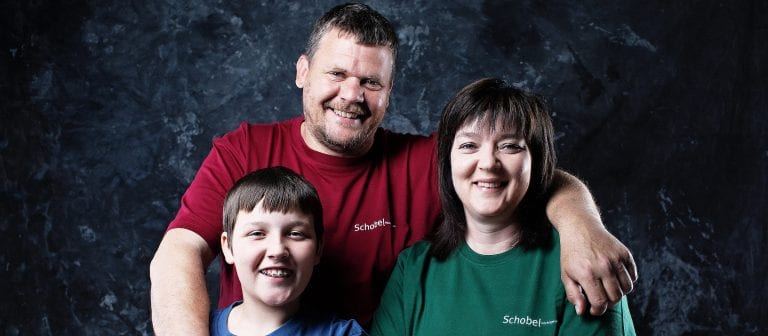 Schobel Höchstgenuss, Familie, Familienbild, Schobel, Höchst