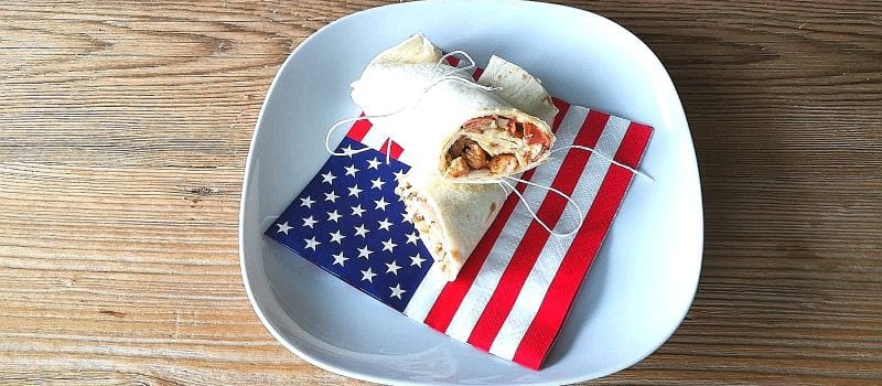 Wraps American Style