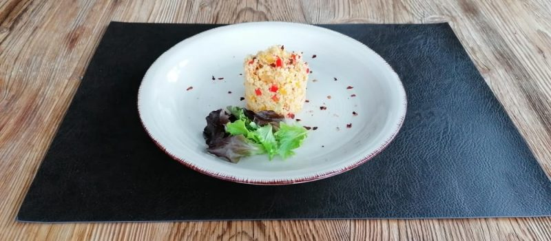 Couscous Mango Salat
